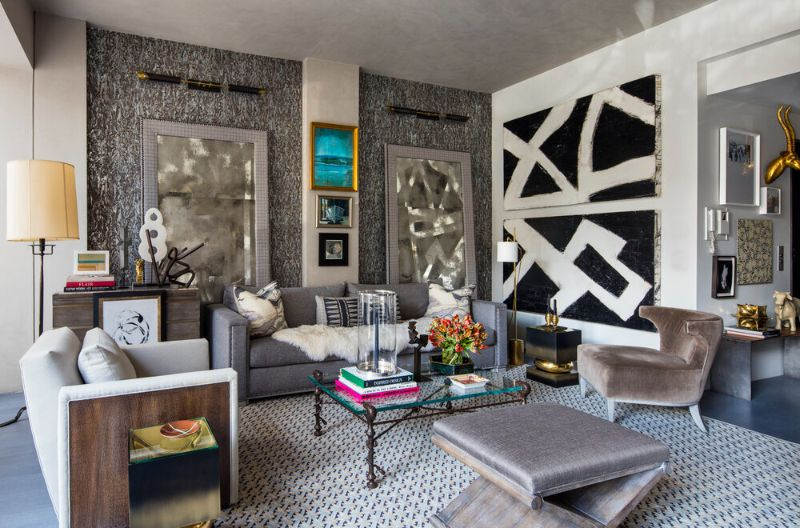 Thom Filicia's Modern and Classic West Chelsea Home _1