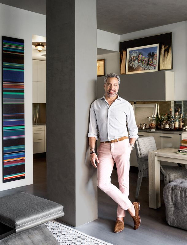 Thom Filicia's Modern and Classic West Chelsea Home _2