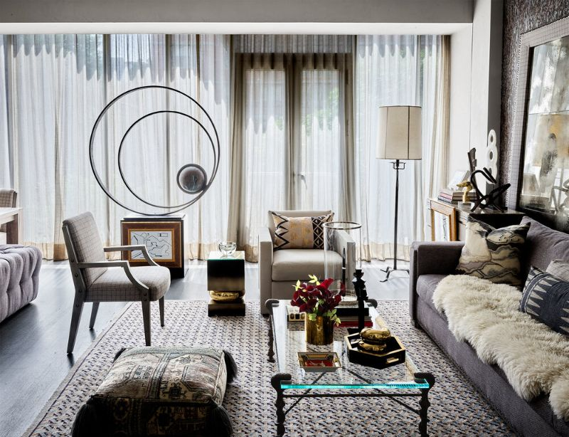 Thom Filicia's Modern and Classic West Chelsea Home _4
