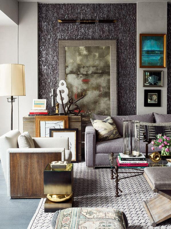Thom Filicia's Modern and Classic West Chelsea Home _5