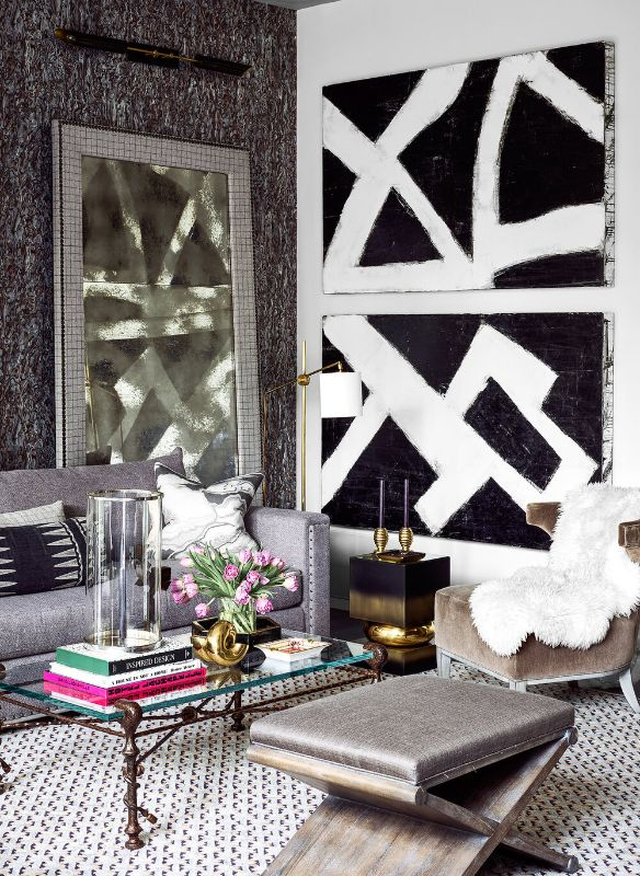Thom Filicia's Modern and Classic West Chelsea Home _6