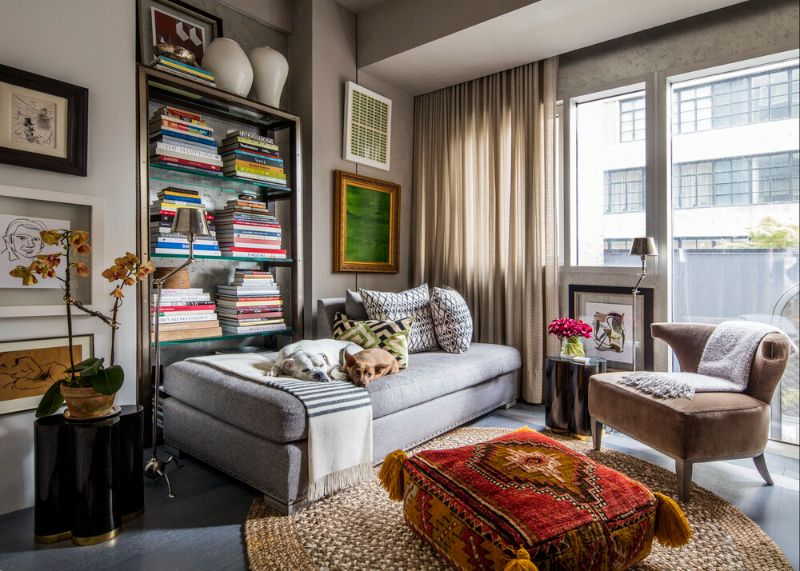 Thom Filicia's Modern and Classic West Chelsea Home _7