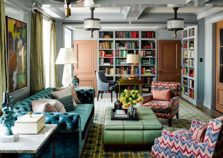Ultra-Chic Interiors by S.R. Gambrel_1