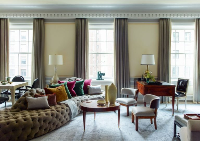 Ultra-Chic Interiors by S.R. Gambrel_6