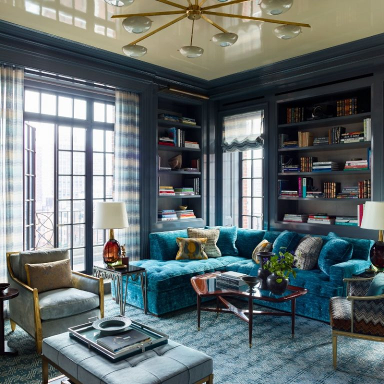 Ultra-Chic Interiors by S.R. Gambrel_7
