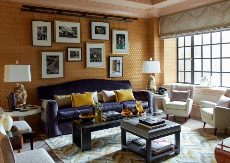 Ultra-Chic Interiors by S.R. Gambrel_8
