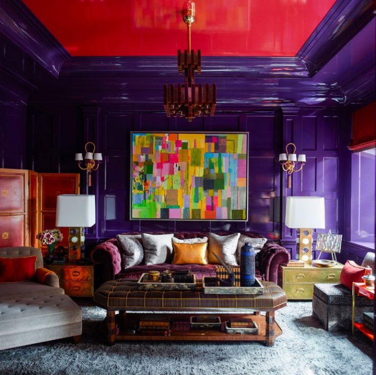 Ultra-Chic Interiors by S.R. Gambrel_9