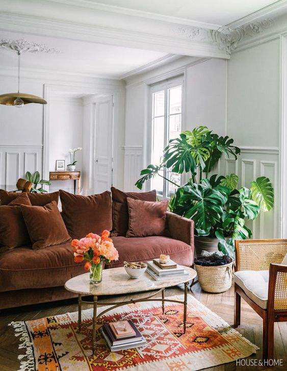 8 Vintage Living Room Ideas That You Will Absolutely Adore This Summer_2