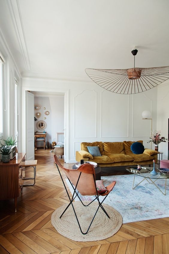 8 Vintage Living Room Ideas That You Will Absolutely Adore This Summer_5