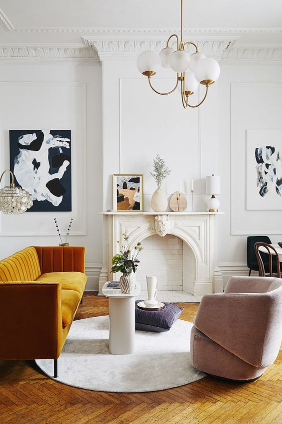 8 Vintage Living Room Ideas That You Will Absolutely Adore This Summer_6