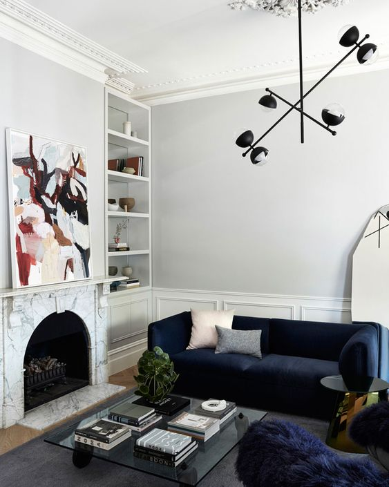 8 Vintage Living Room Ideas That You Will Absolutely Adore This Summer_8