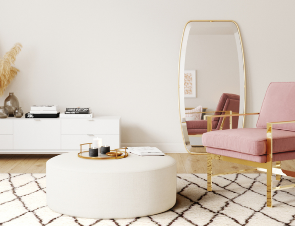 LRI 5 Stylish Ways To Add Mid-Century Ottomans In Your Home